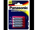 Αλκαλική Panasonic Essential Power AAA