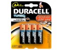 Duracell Turbo AA 4 τμχ